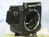 MAMIYA 645 Super Medium Format Camera + Wind-on Crank 	£89.99